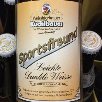 Kuchlbauer - Sportsfreund Leichte dunkle Weisse