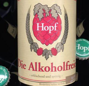Hopf - Die Alkoholfreie