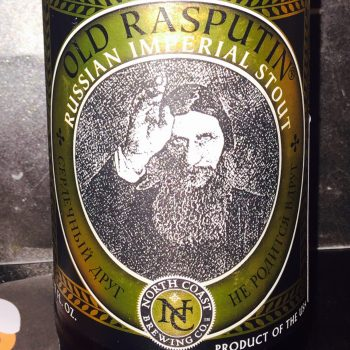 Old Rasputin - Russian Imperial Stout