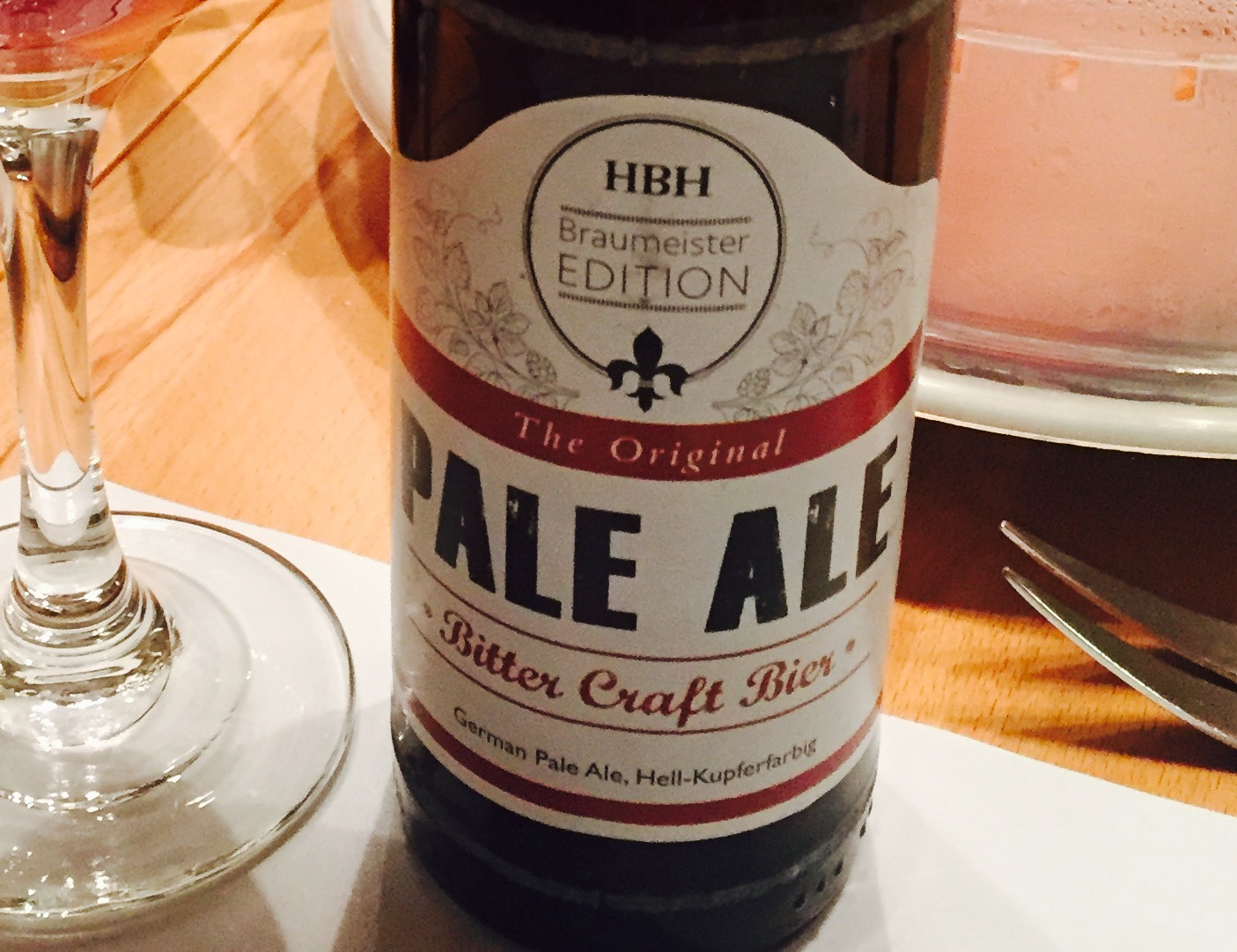 HBH - German Pale Ale