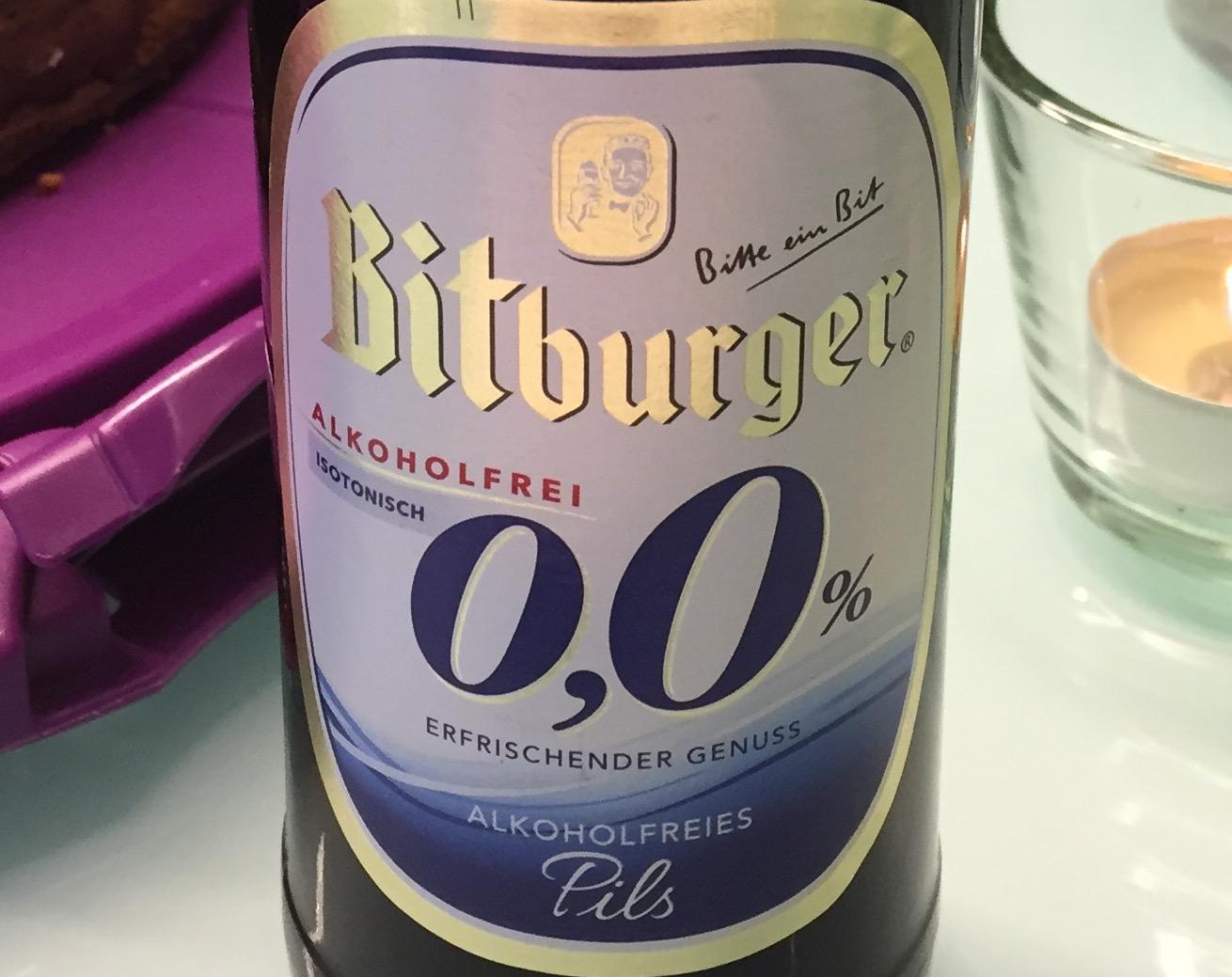 Bitburger - Alkoholfrei