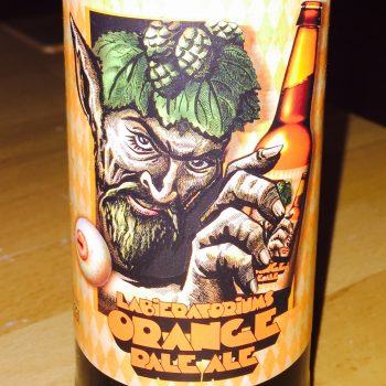 Labieratorium- Orange Pale Ale
