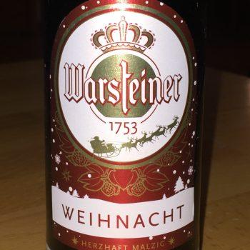 Warsteiner - Weihnacht