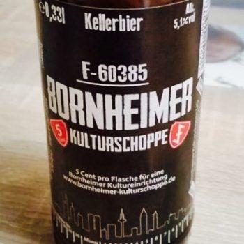 Bornheimer Kulturschoppe F-60385 - Kellerbier