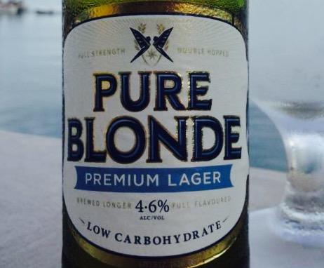 Pure Blonde - Premium Lager