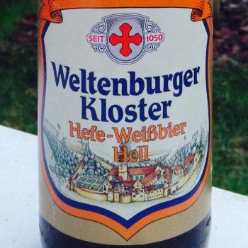 Weltenburger Kloster - Hefe Weißbier