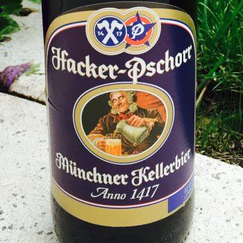 Hacker Pschorr - Münchner Kellerbier