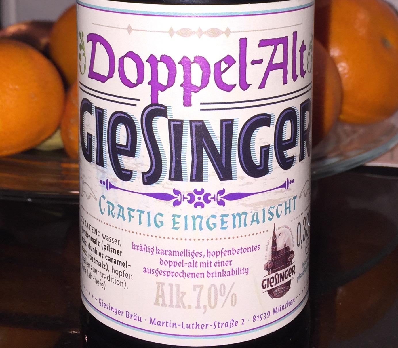 Giesinger - Doppel Alt