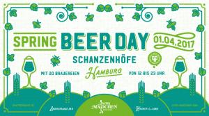 Spring Beer Day April 2017