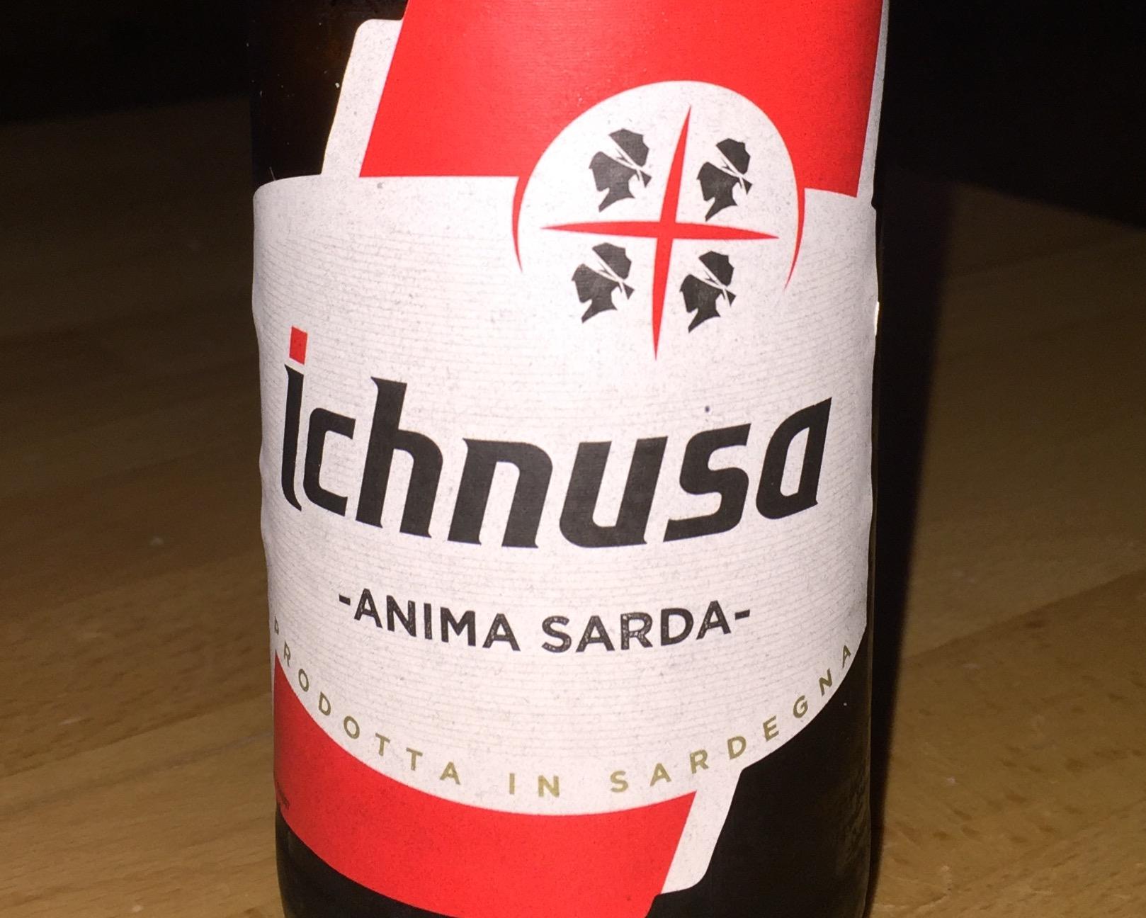 Ichnusa - Lager