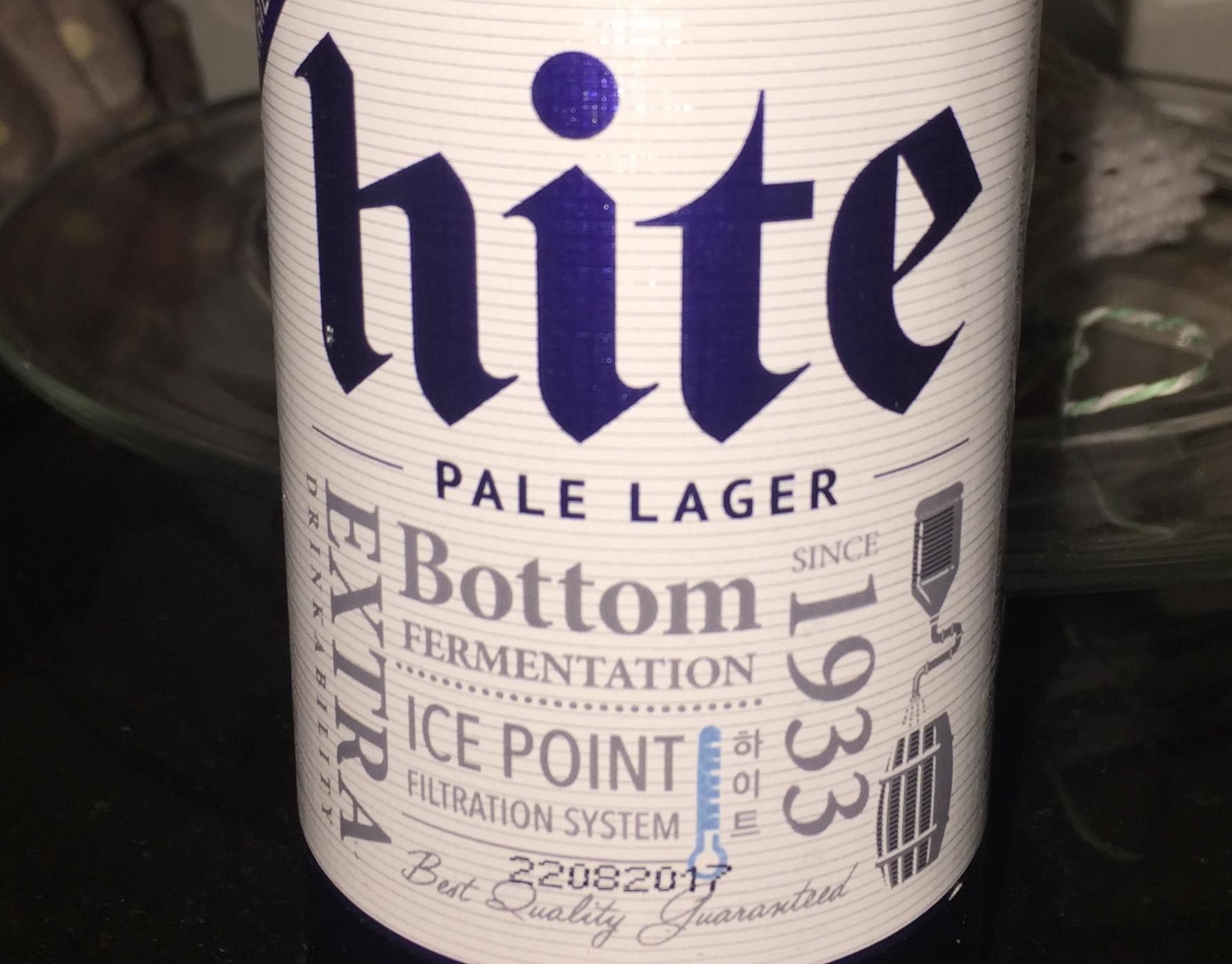 Hite - Pale Lager