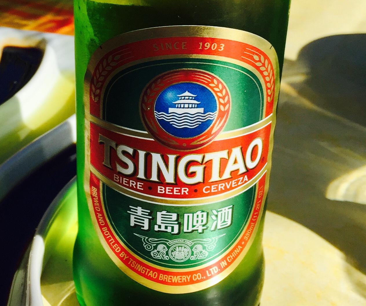 Tsingtao - Lager