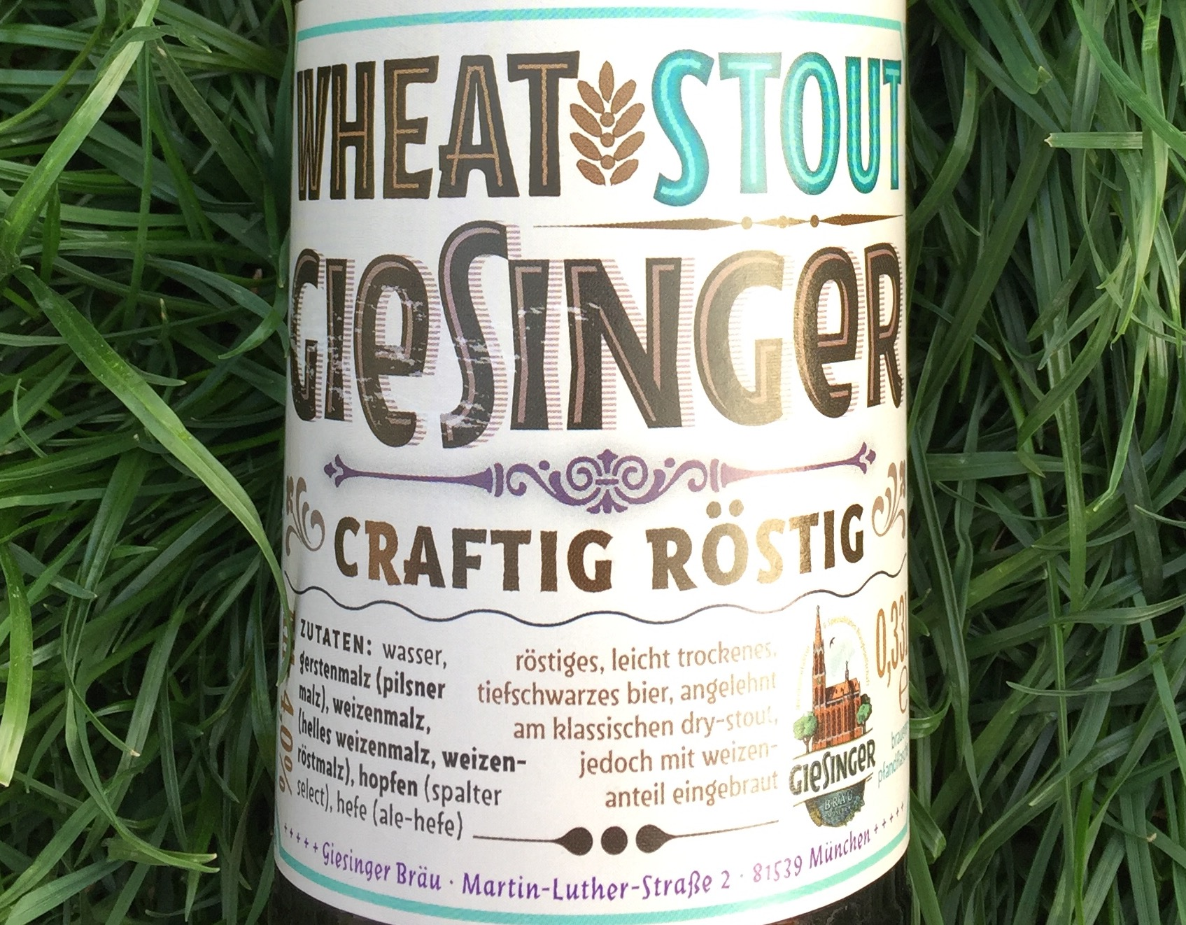 Giesinger - Wheat Stout