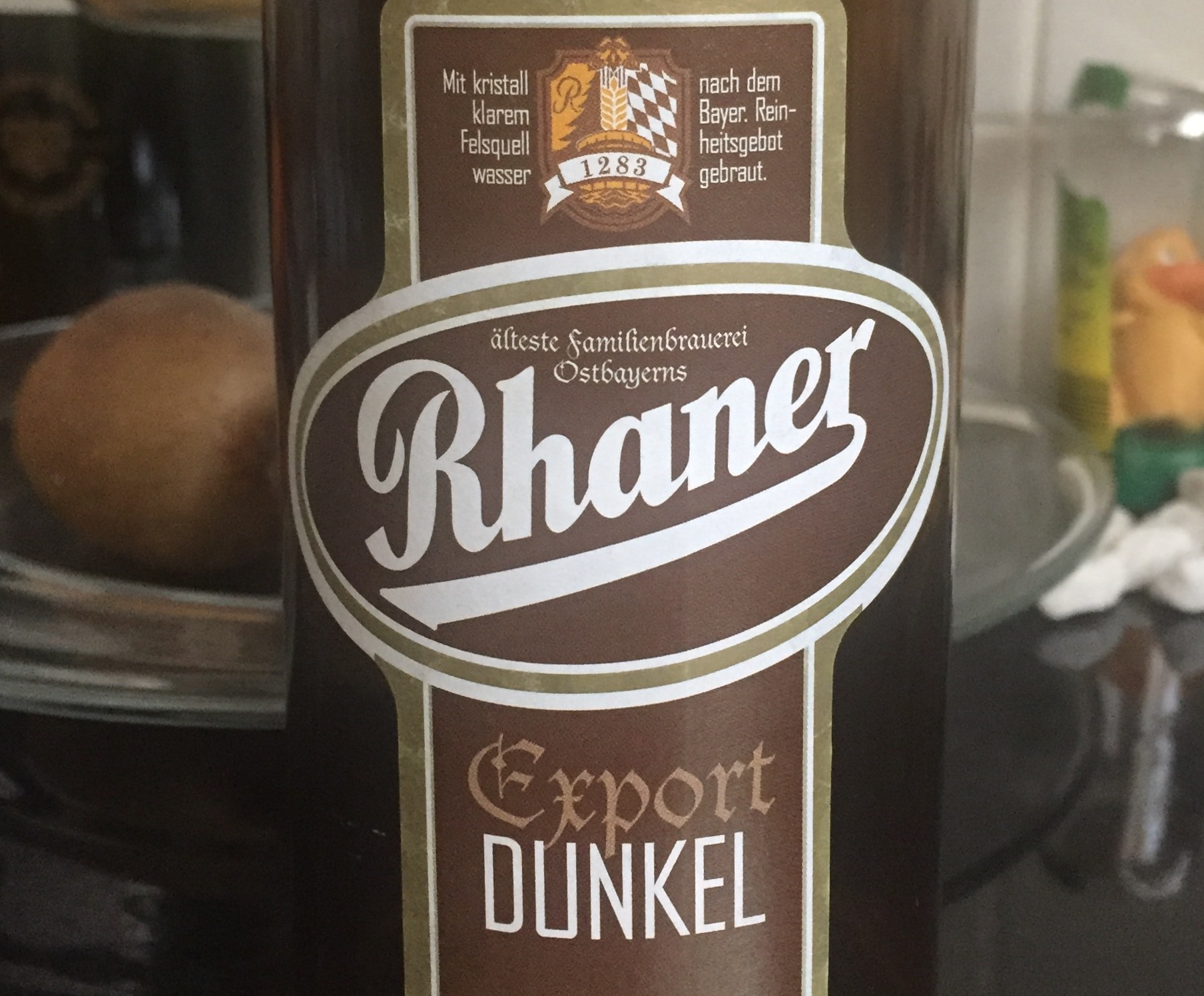 Rhaner - Export Dunkel