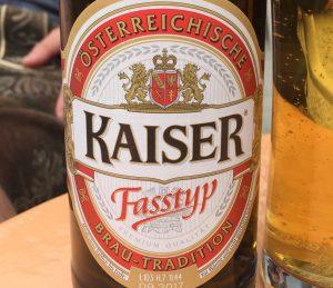 Kaiser - Fasstyp