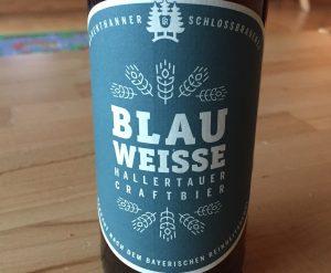Hohenthanner Schlossbrauerei - Blau Weisse Craftbier