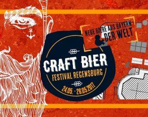 Craft Bier Fertival Regensburg 2017
