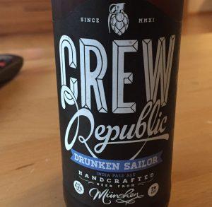 Crew Republic - Drunken Sailor