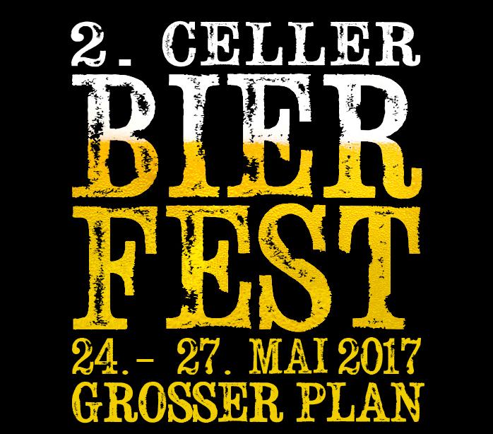 2. Celler Bier Fest, Flyer