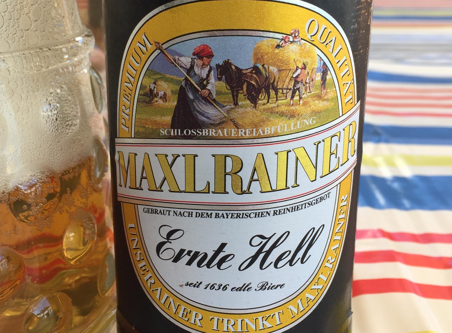 Maxlrainer - Ernte Hell