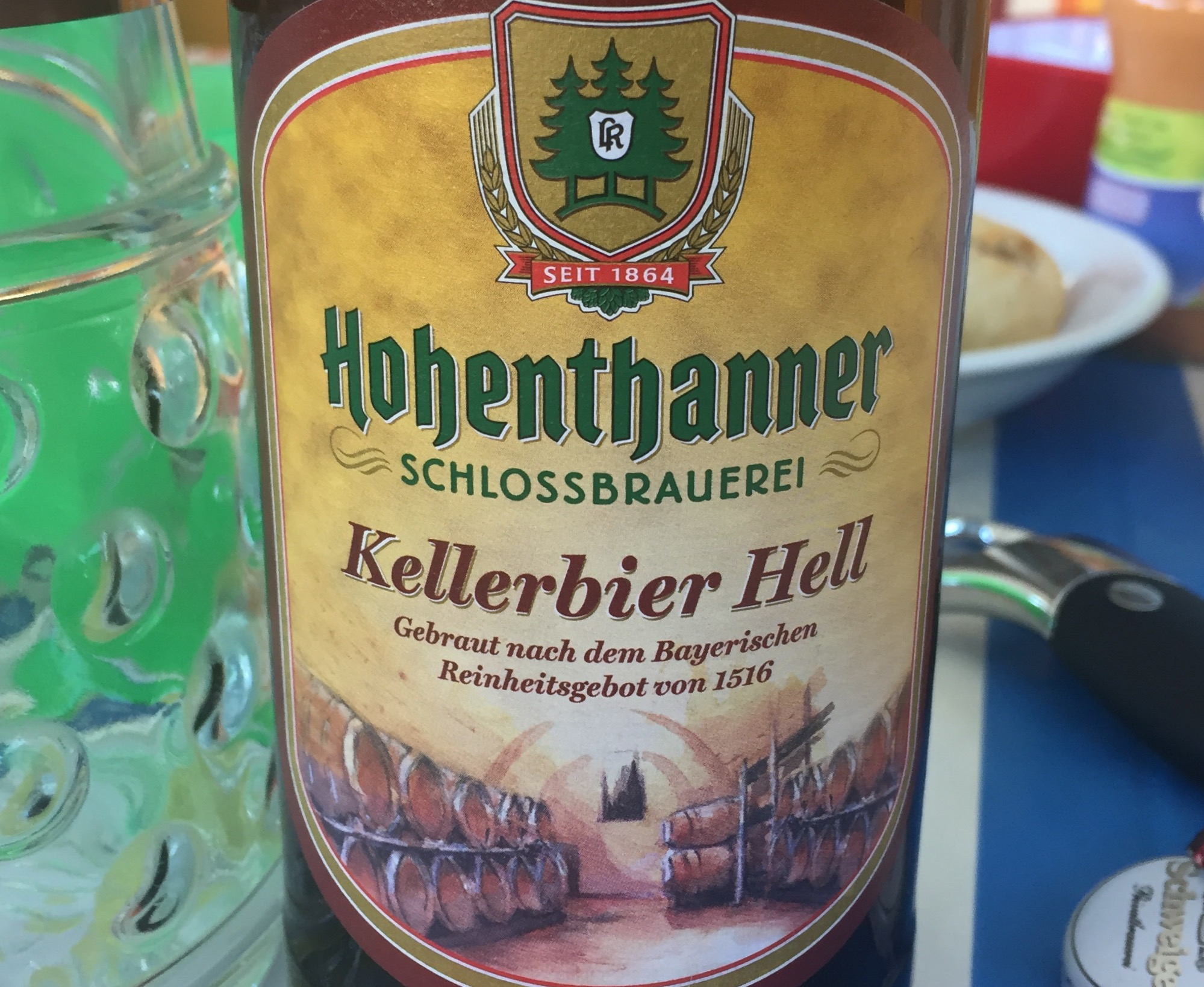 Hohenthanner - Kellerbier Hell