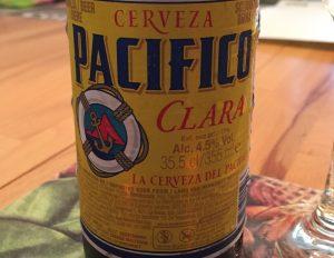 Pacifico - Clara