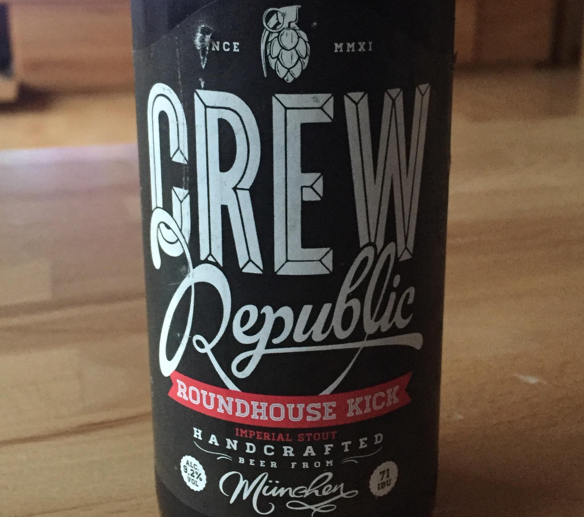 Crew Republic - Roundhouse Kick