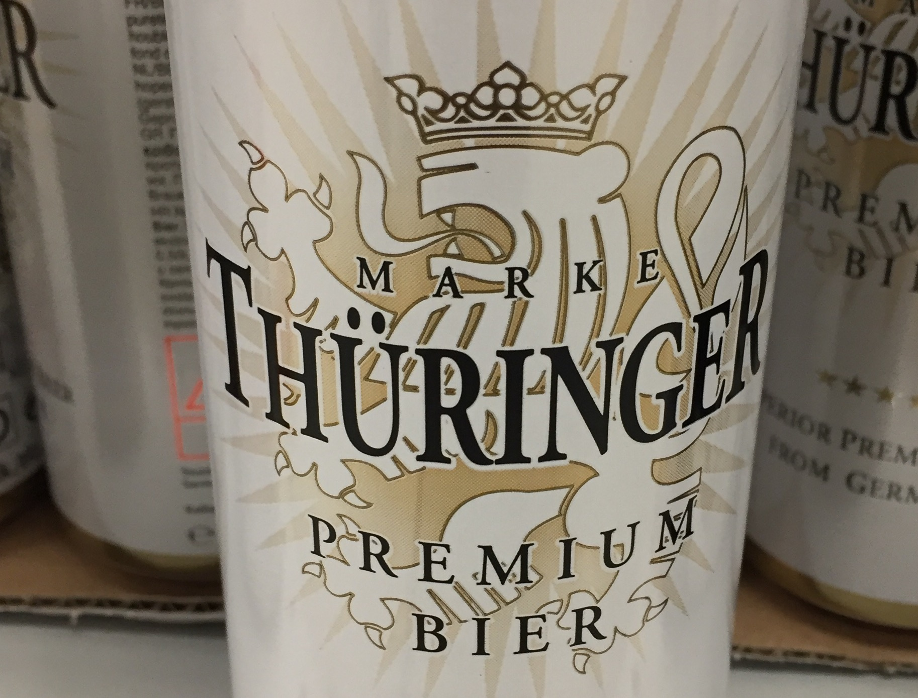 Thüringer - Premium Bier