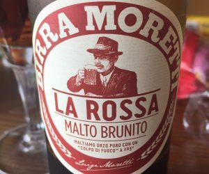 Birra Moretti - La Rossa