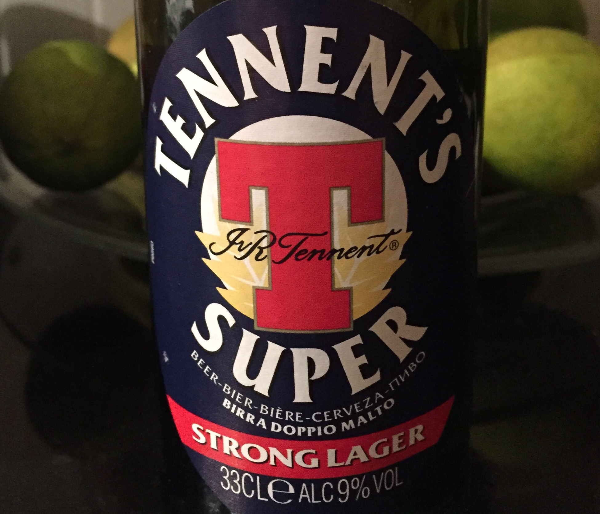 Tennent's - Super