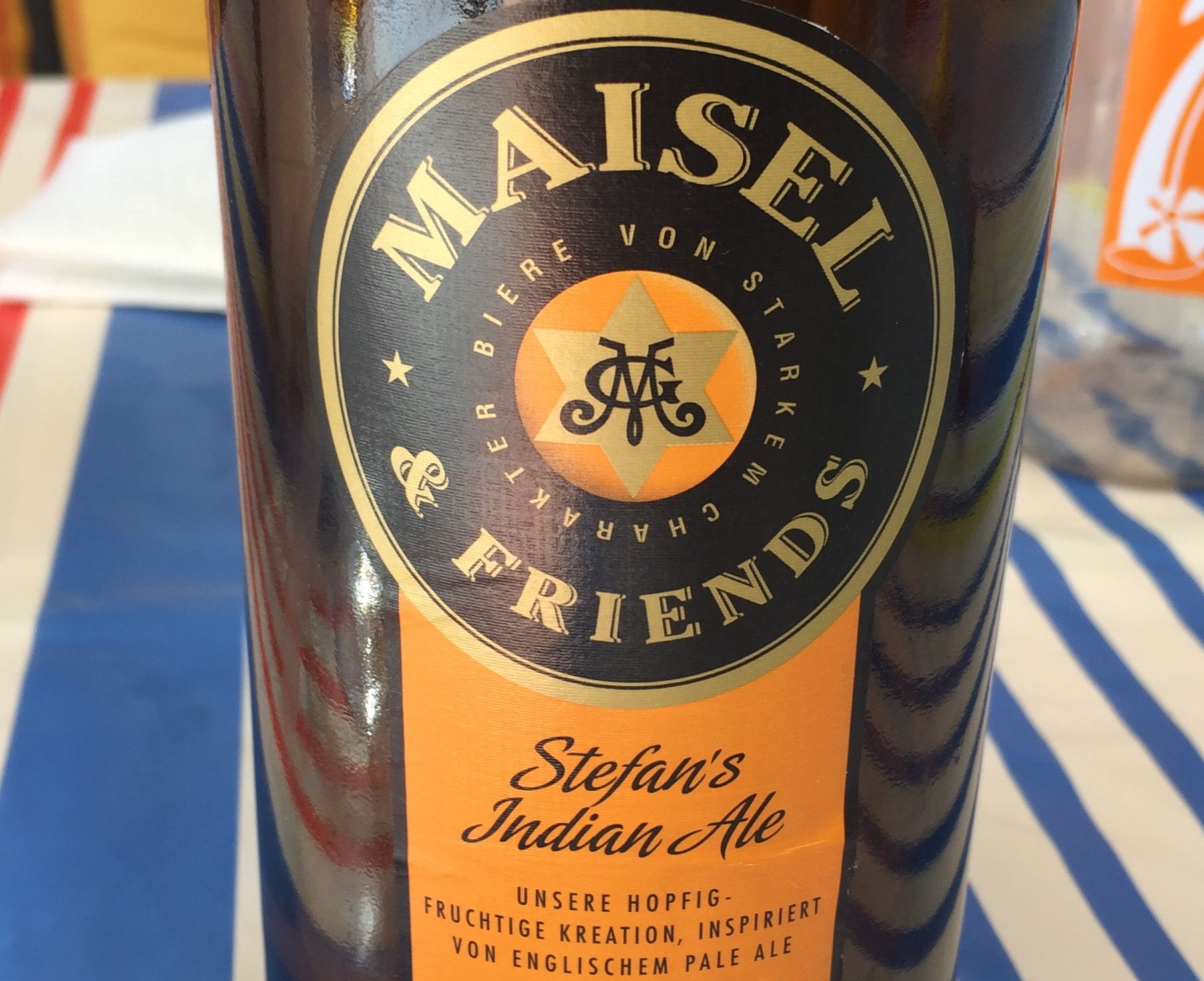 Maisel & Friends - Stefan's Indian Ale