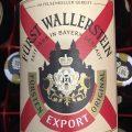 Fürst Wallenstein – Export