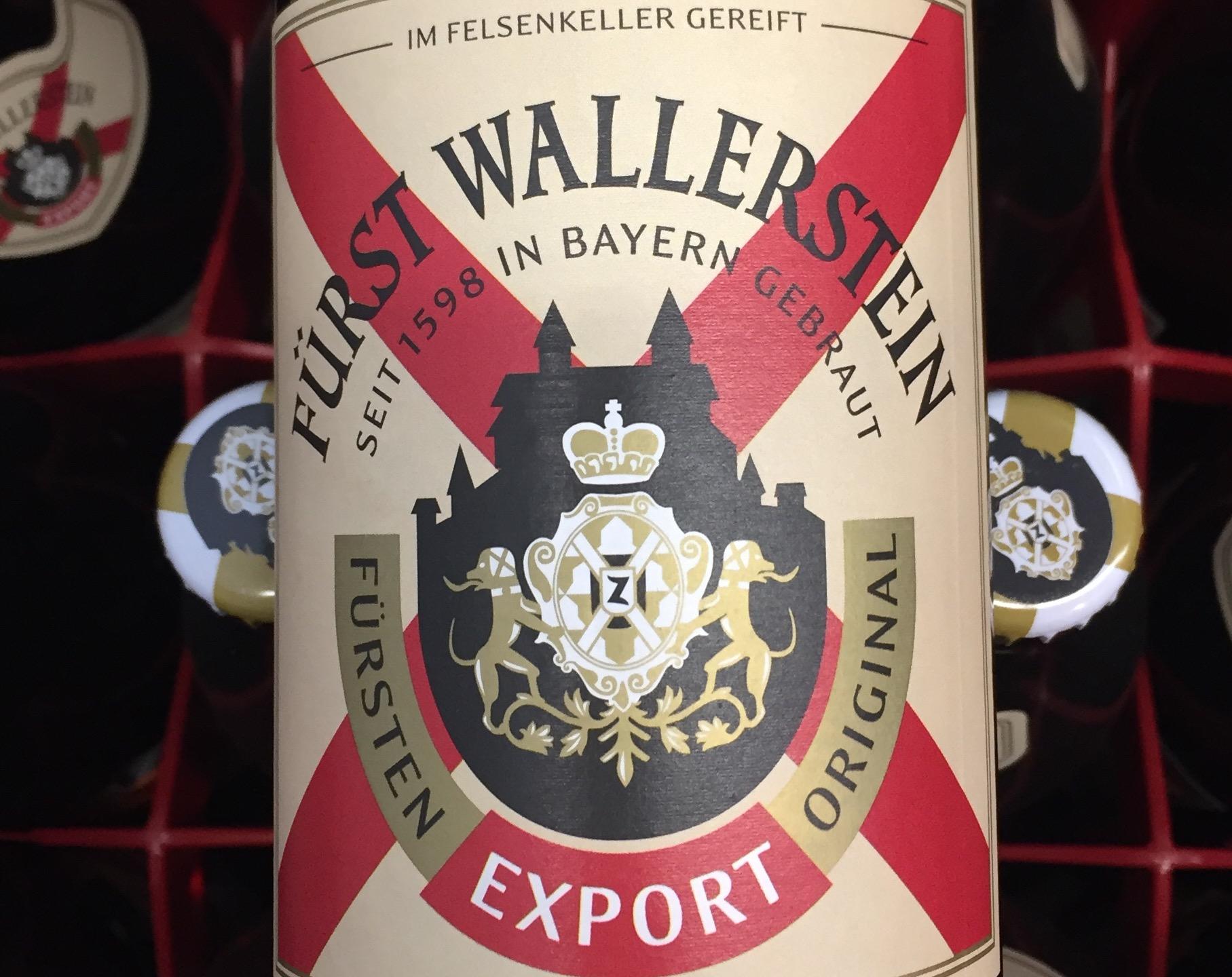 Fürst Wallenstein - Export