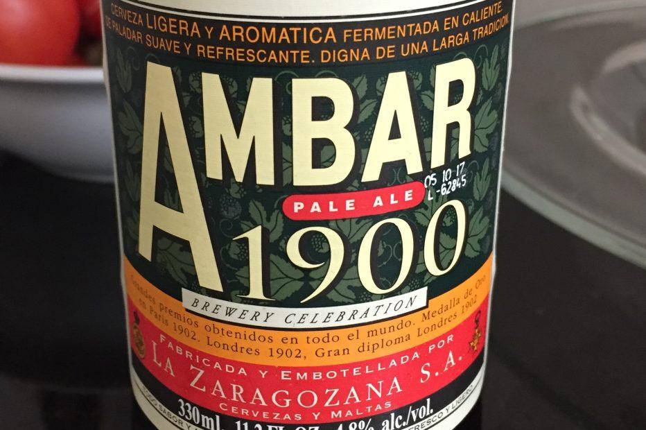Ambar 1900 – Pale Ale