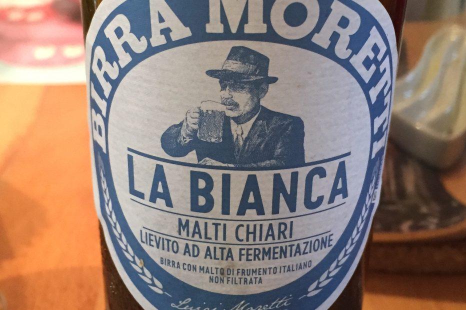 Birra Moretti – La Bianca