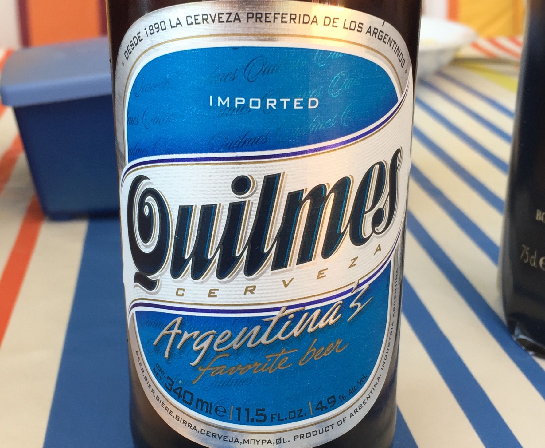 Quilmes - Cerveza