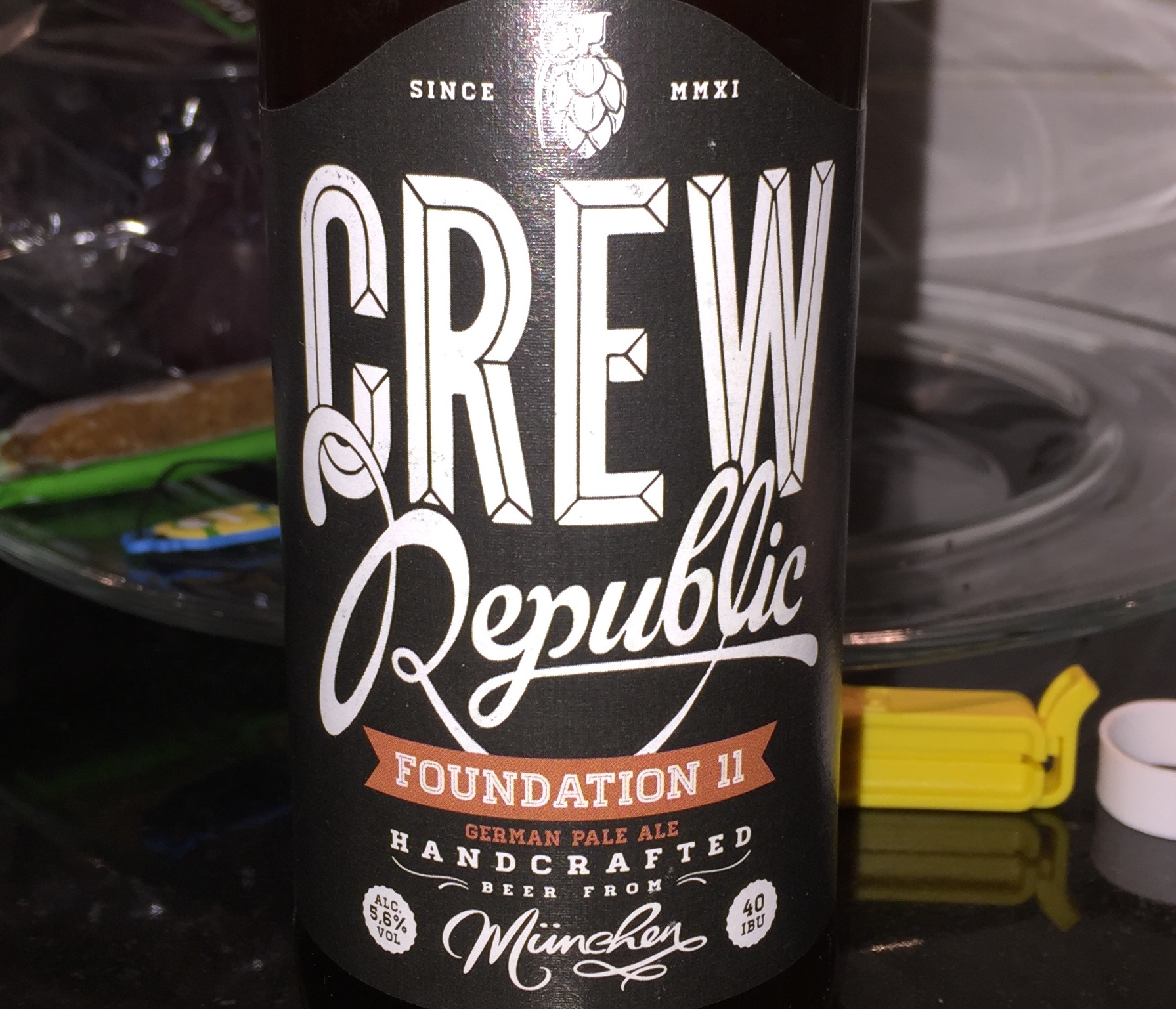 Crew Republic - Foundation II