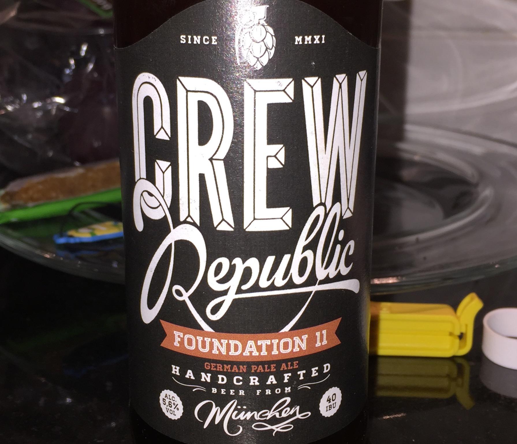 Crew Republic - Foundation II