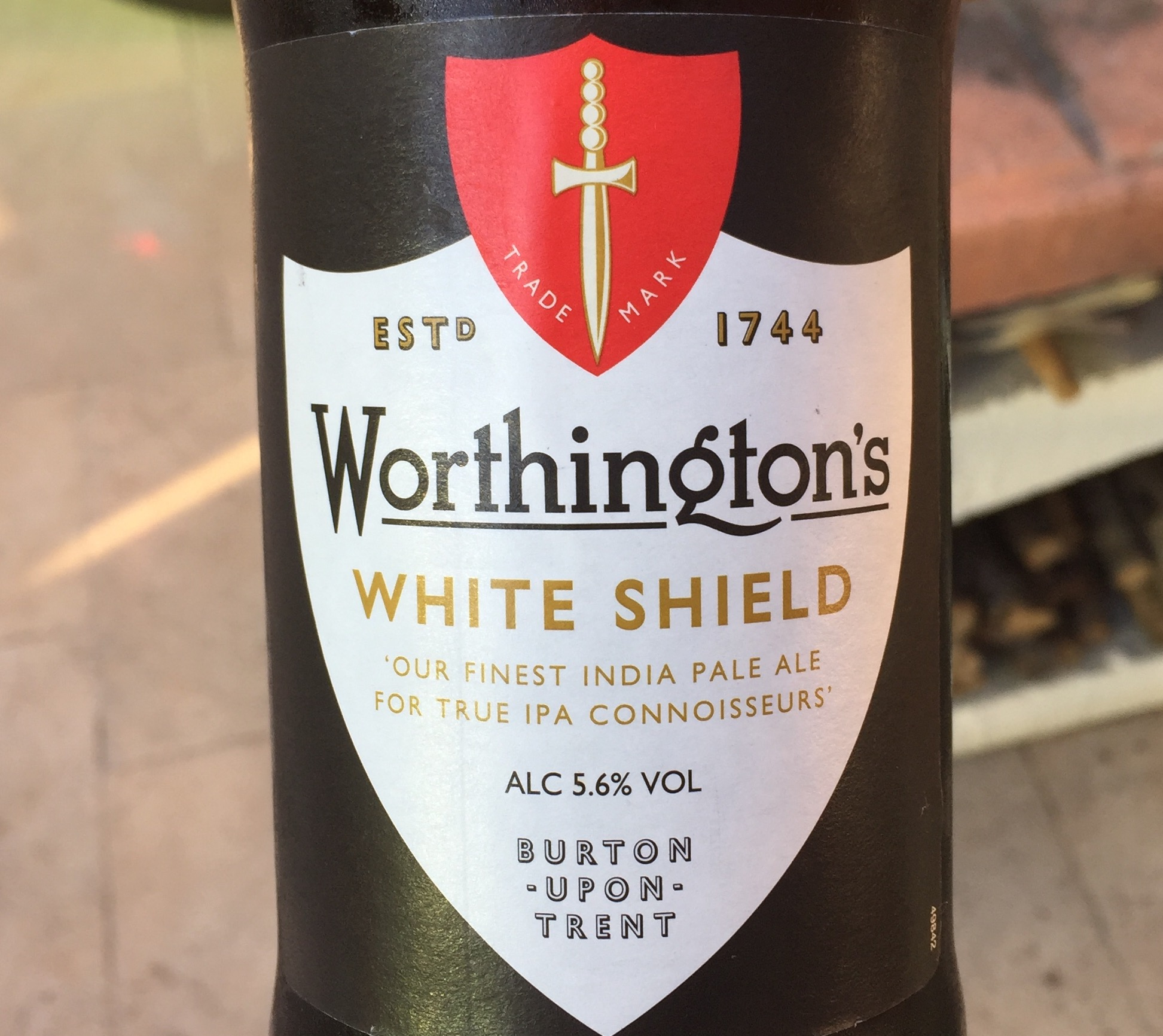 Worthington's - White Shield