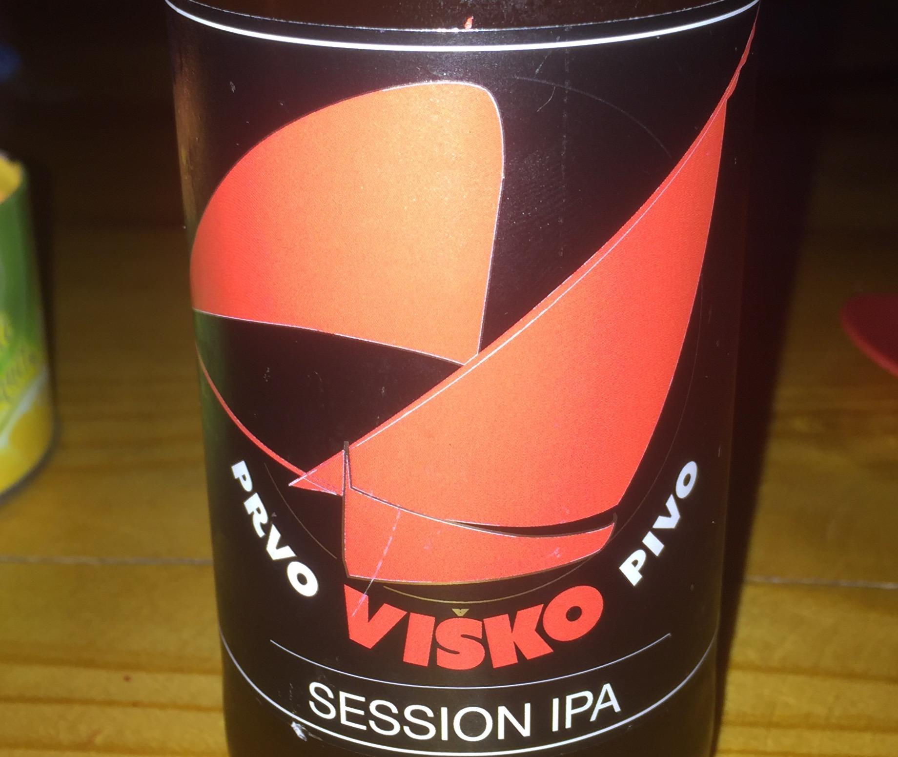 Prvo Visko Pivo - Session IPA