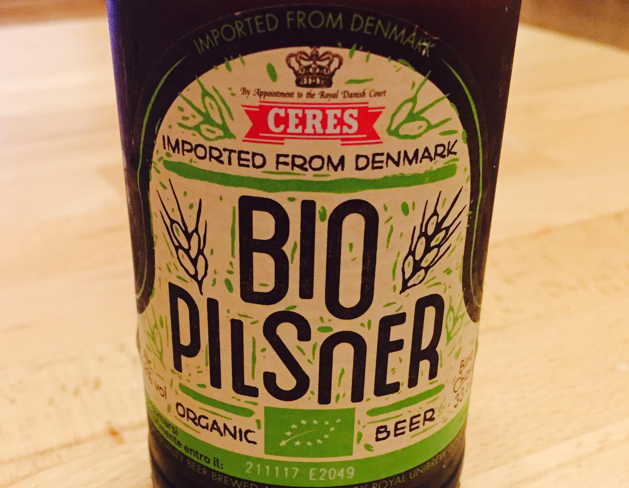 Ceres - Bio Pilsner