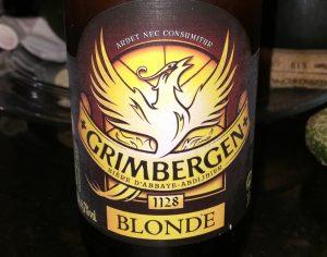Grimbergen - Blonde