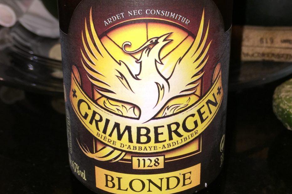 Grimbergen – Blonde