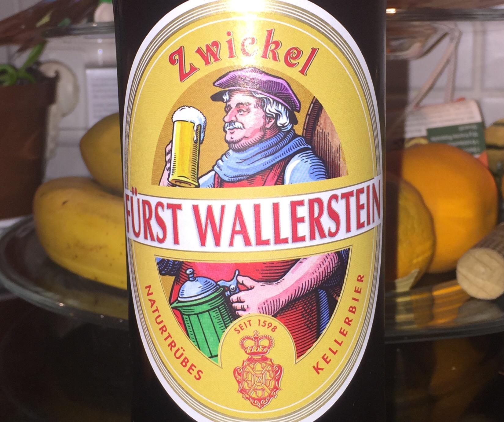 Fürst Wallenstein - Kellerbier