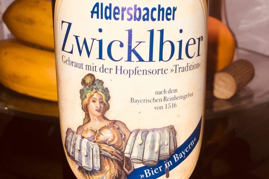 Aldersbacher- Zwicklbier