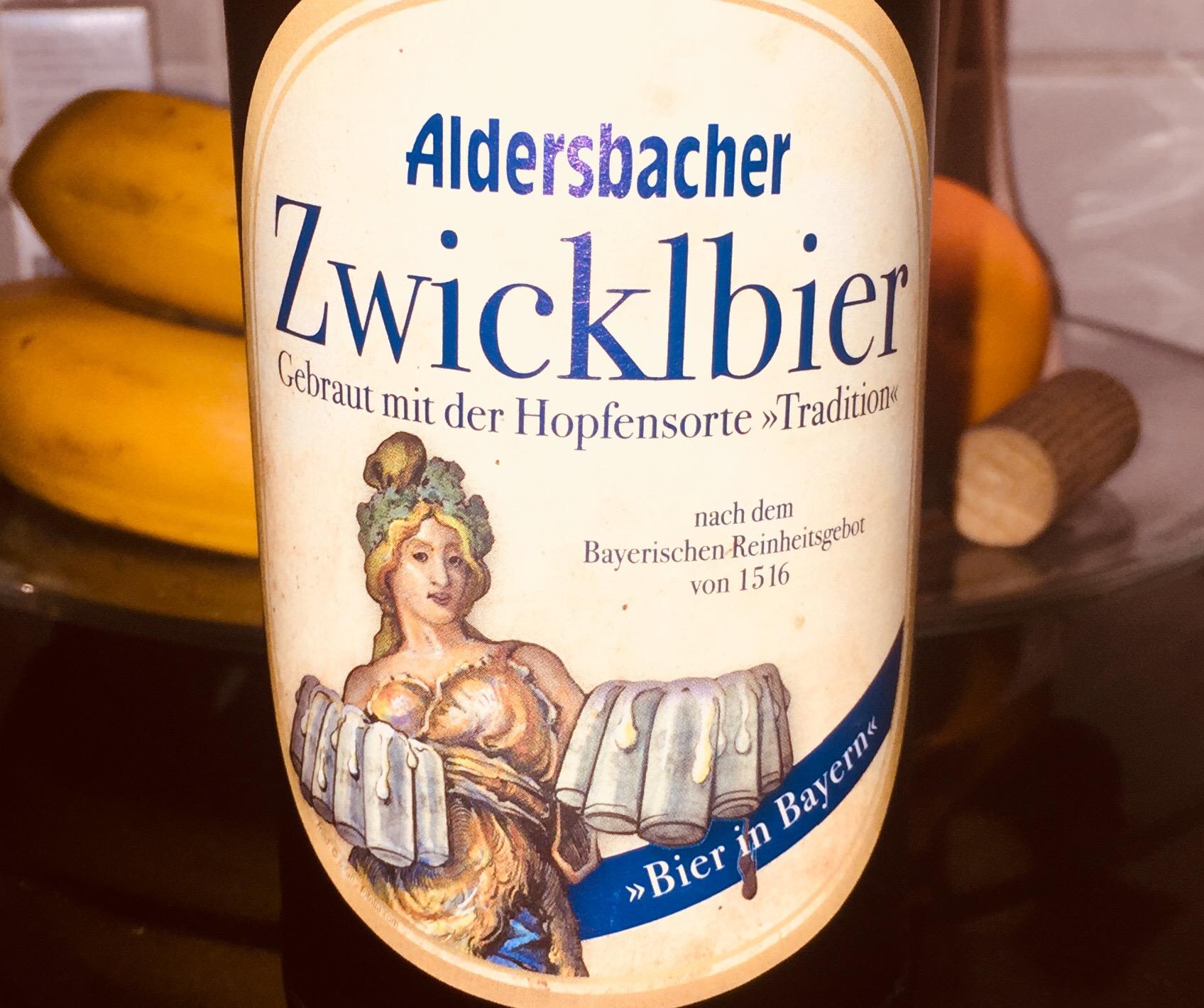 Aldersbacher - Zwicklbier