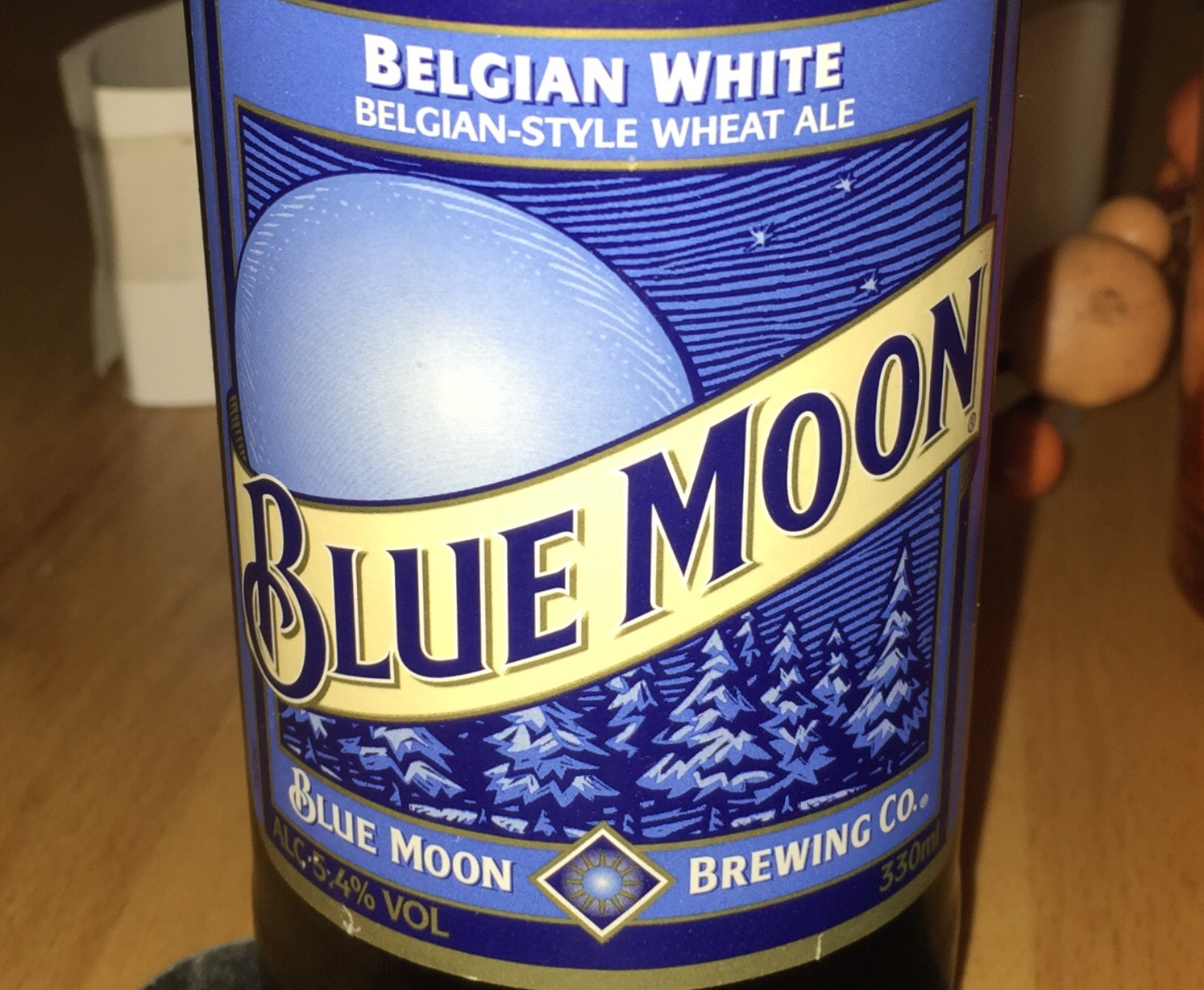 Blue Moon - Belgian White