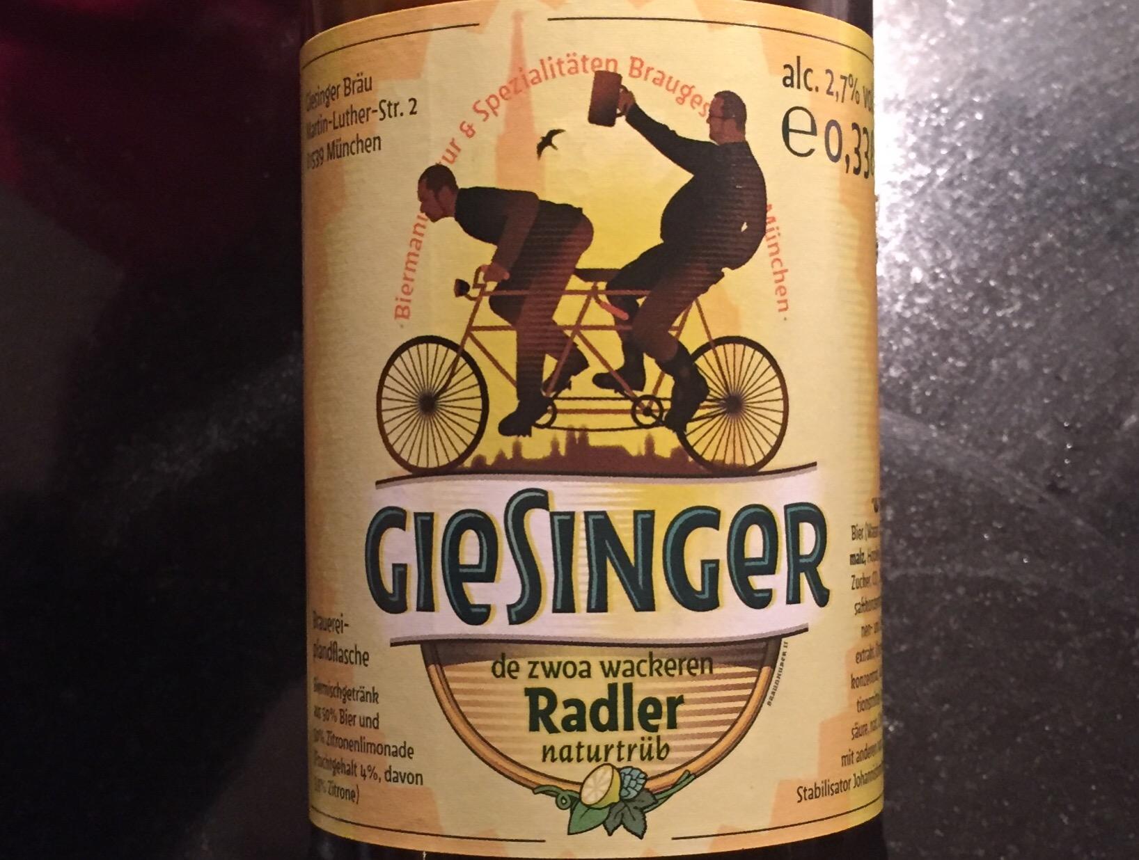 Giesinger - Radler