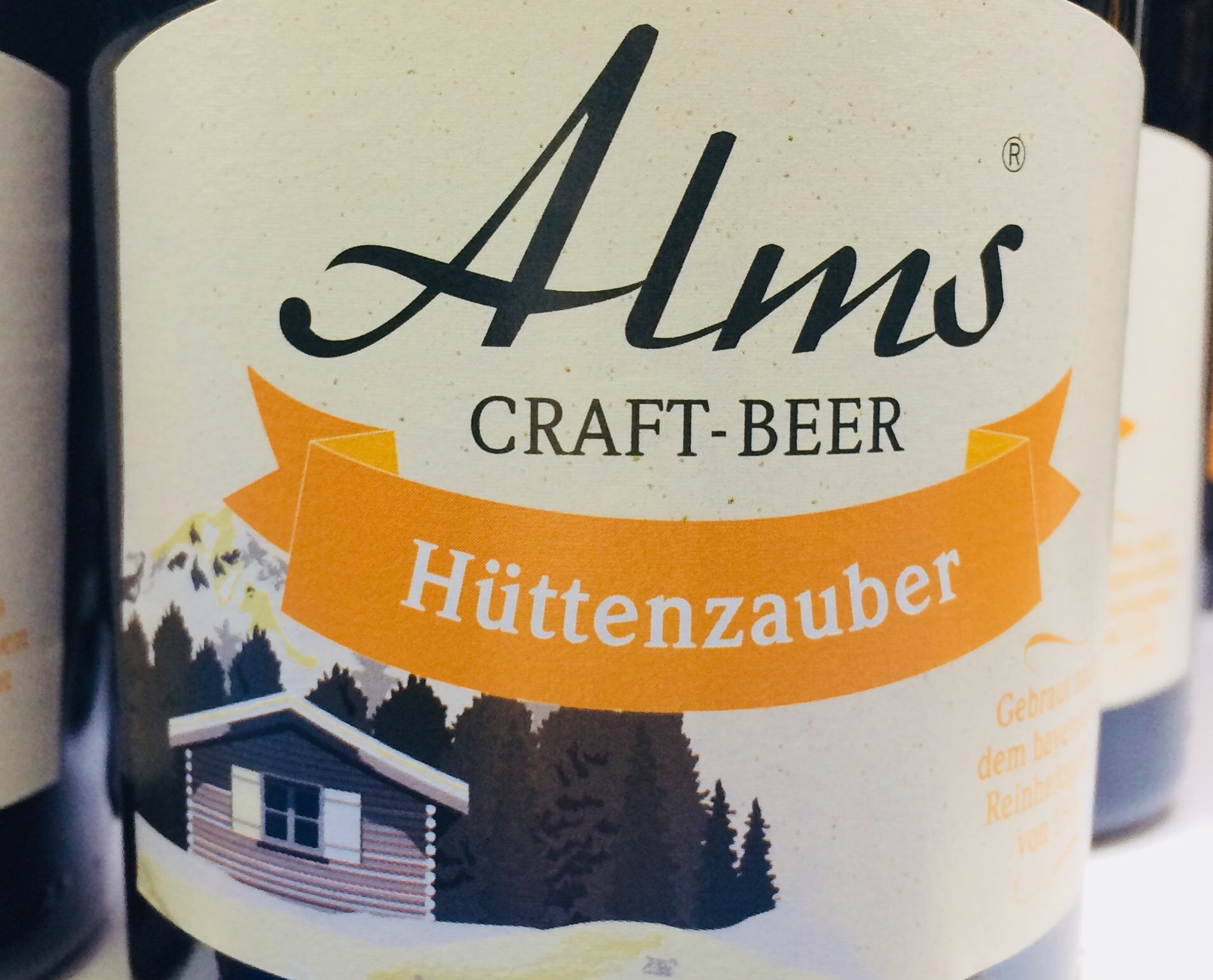 Alms - Hüttenzauber