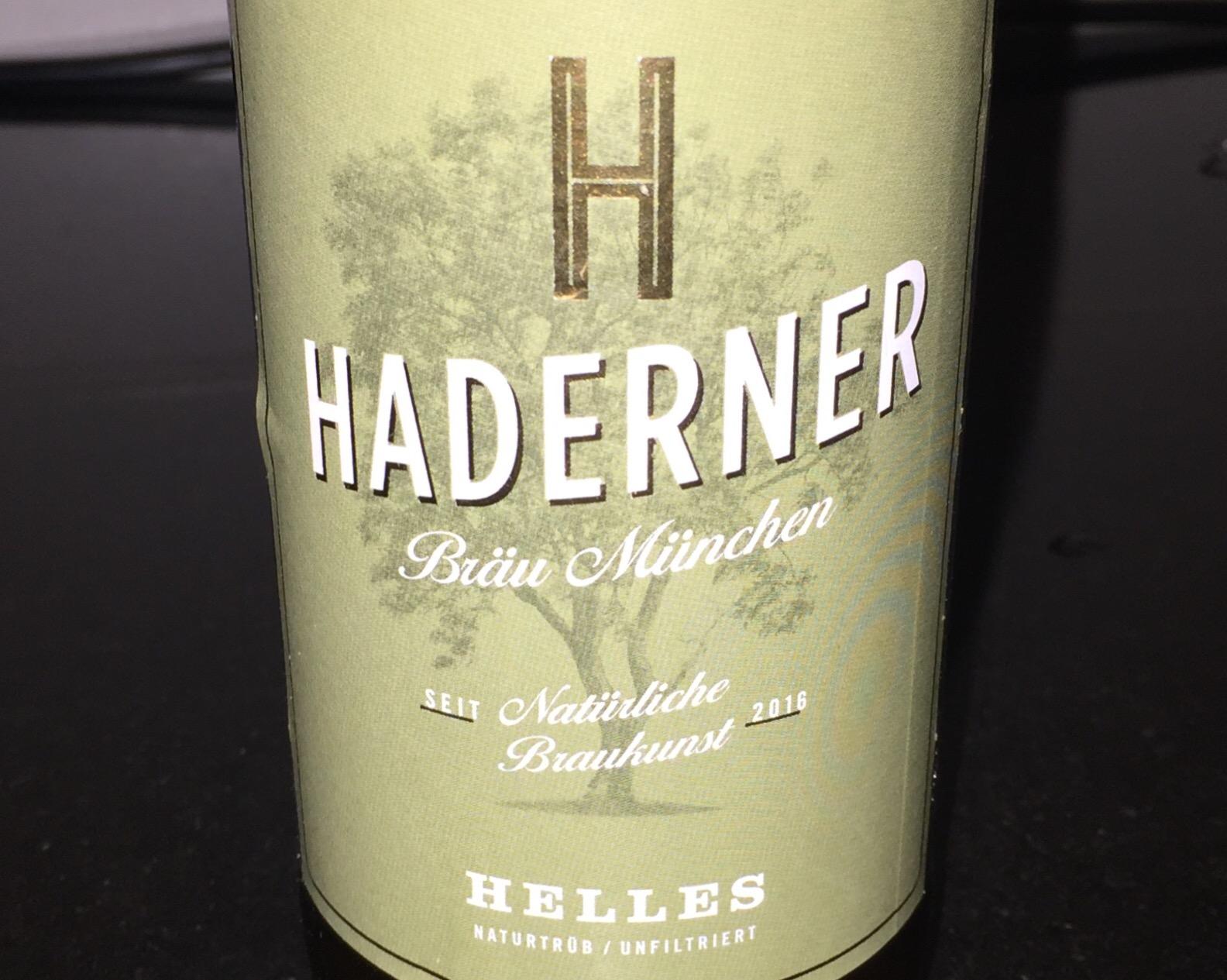 Hadernder - Helles